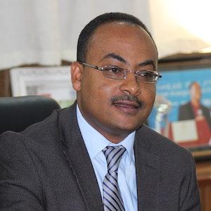 Dr Kesete Admasu