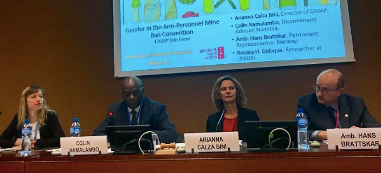 Gender & the Anti-Personnel Mine Ban Convention