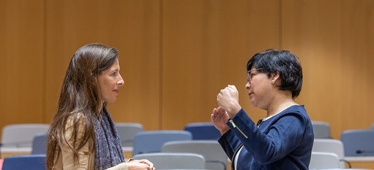 "Cross-cutting ""Women and IP"" decision adopted at WIPO"