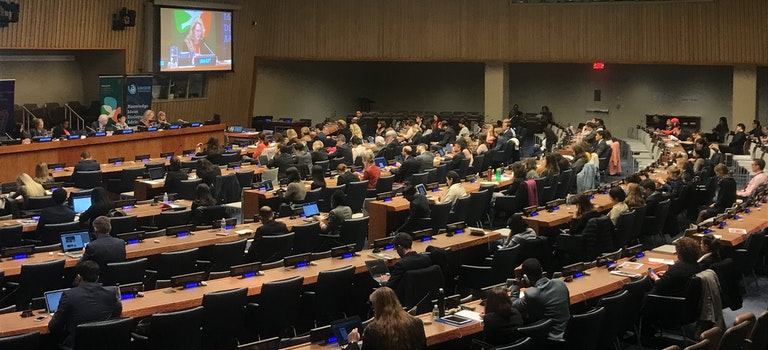 IGC-Disarmament Impact Group holds large First Committee side event in New York
