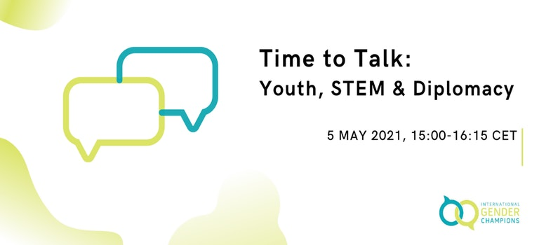 Time to Talk on Youth, STEM & Diplomacy