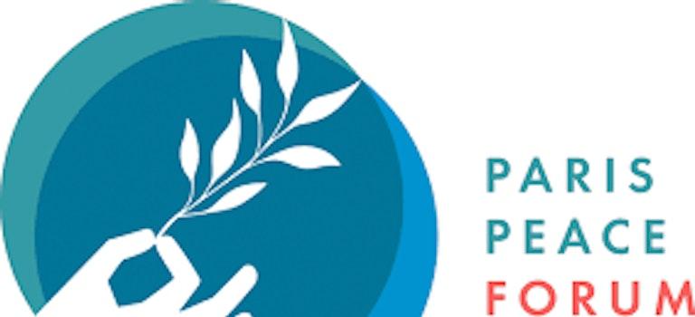 IGC #ParisPeaceForum 11-13 November