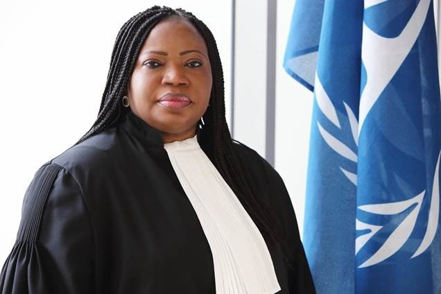 ICC Prosecutor, IGC Champion Fatou Bensouda, on the International Day for the Elimination of Violence against Women