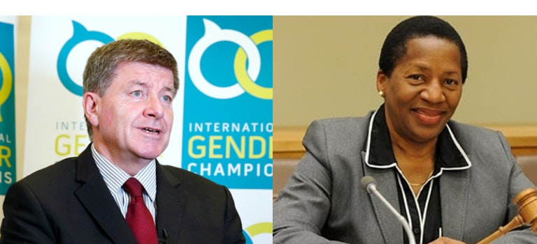 IGC's Five-Year Anniversary Podcasts: Two Champions reflect on the future of IGC & gender equality