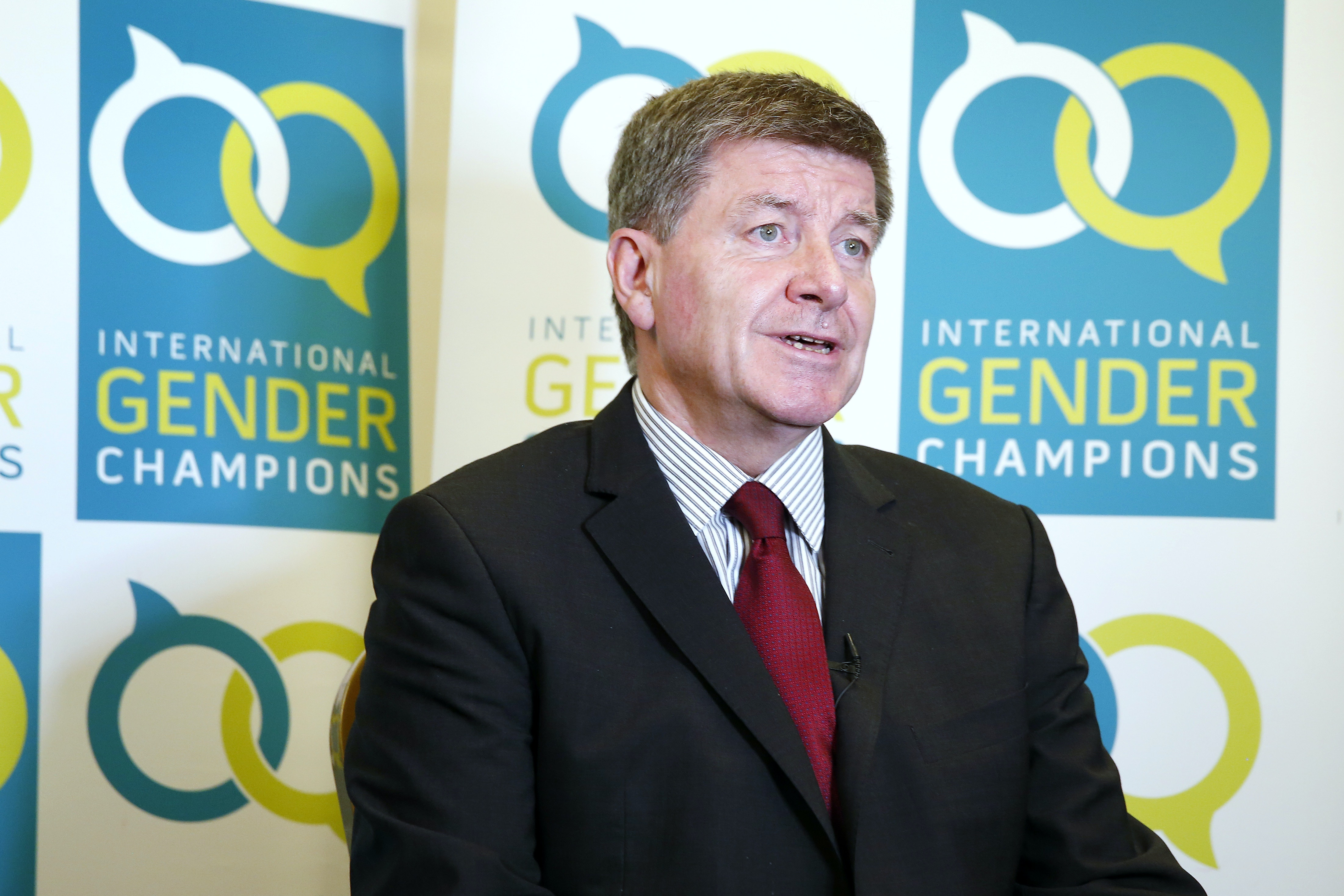 Gender Champion Guy Ryder supports Harass Free Assemblies at the ILC