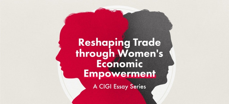 Reshaping Trade through Women's Economic Empowerment
