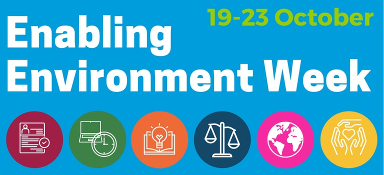 Enabling Environment Week by Vienna-based UN Organizations and the International Gender Champions Network