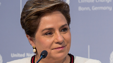 Patricia Espinosa joins us as an International Gender Champion!