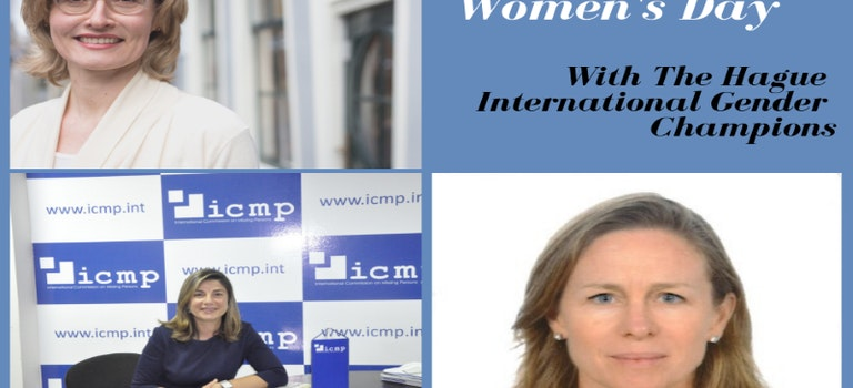 Celebrating International Women's Day in The Hague with inspiring women